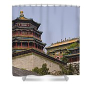 Summer Palace, Beijing Shower Curtain