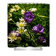 Summer Scents Shower Curtain