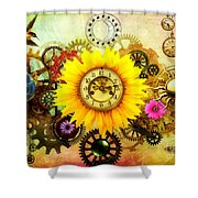 Summer Solstice 2014 Shower Curtain