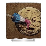 Summer Voyage  Shower Curtain by Eric Fan