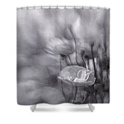 Summer Whispers Iv Shower Curtain