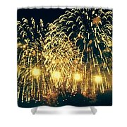 Summerfest Shower Curtain
