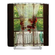 Summerglow Shower Curtain