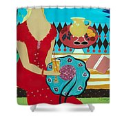 Summers Day Shower Curtain
