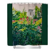 16. Sun Kissed Shower Curtain