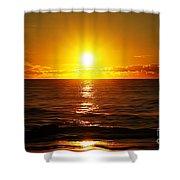 Sun 7 Shower Curtain