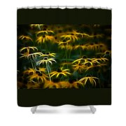 Sun Dancers Shower Curtain