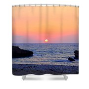 When Everyone Thinks That You Are Stupid, The Sun Goes Down Anyway  Shower Curtain