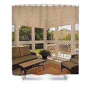 Sun Room Shower Curtain