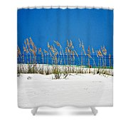 Sun Sand Surf Shower Curtain