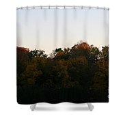 Sun Soaked Shower Curtain
