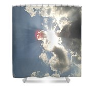 Sunbeam Shower Curtain