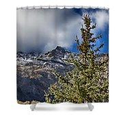 Sundance Aspen-utah V2 Shower Curtain