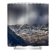 Sundance Aspen-utah V3 Shower Curtain