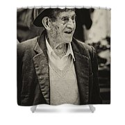 Sunday Afternnoon 1 Shower Curtain