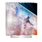 Sundogs Shower Curtain