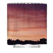 Sunet At Home Shower Curtain