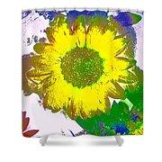Sunflower 30 Shower Curtain