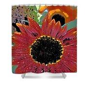 Sunflower 31 Shower Curtain