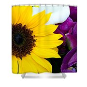Sunflower And Company Shower Curtain