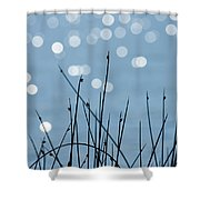Sunlight Dances Shower Curtain