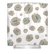 Sunlight Shower Curtain by Susan Claire