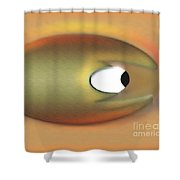 Sunny Eagerman  Shower Curtain