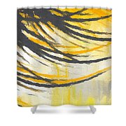 Sunny Field Shower Curtain