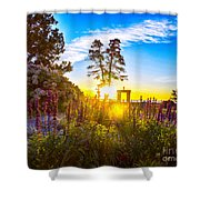 Sunny Morning Shower Curtain