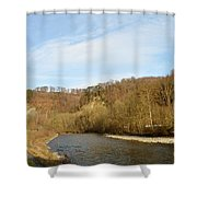Sunny Valley Shower Curtain