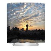 Sunrise Arise Buffalo Ny V1 Shower Curtain
