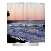 Sunrise At Pismo Beach Shower Curtain