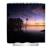 Sunrise At San Jose Del Cabo Shower Curtain