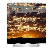 Sunrise At Spirit Lake Sanctuary 20140710 0604 Shower Curtain