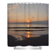 Sunrise Shower Curtain
