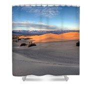 Sunrise Dunes Shower Curtain