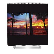 Sunrise In Queensland 1 Shower Curtain