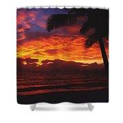 Sunrise In Queensland 2 Shower Curtain
