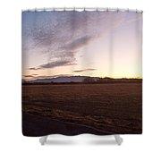 Sunrise In Refuge Shower Curtain