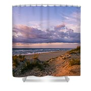 Sunrise In Rodanthe Shower Curtain