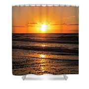 Sunrise In Texas 4 Shower Curtain
