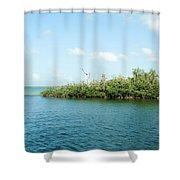 Sunrise Landing Shower Curtain