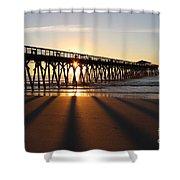 Sunrise Myrtle Beach State Park Shower Curtain