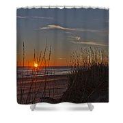 Sunrise Outer Banks Norht Carolina Img_3721 Shower Curtain