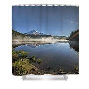 Sunrise Over Trillium Lake Shower Curtain