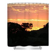 Sunrise Scenery Shower Curtain