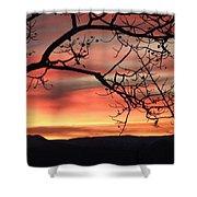 Sunrise Sonata Shower Curtain