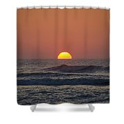 Sunrise - Sunset Shower Curtain