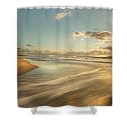 Sunrise Surf Shower Curtain