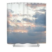 Suns Out Shower Curtain